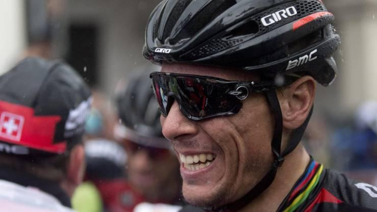 Philippe Gilbert hat gut lachen: Der Belgier feierte seinen zweiten Etappensieg am diesjährigen Giro d'Italia