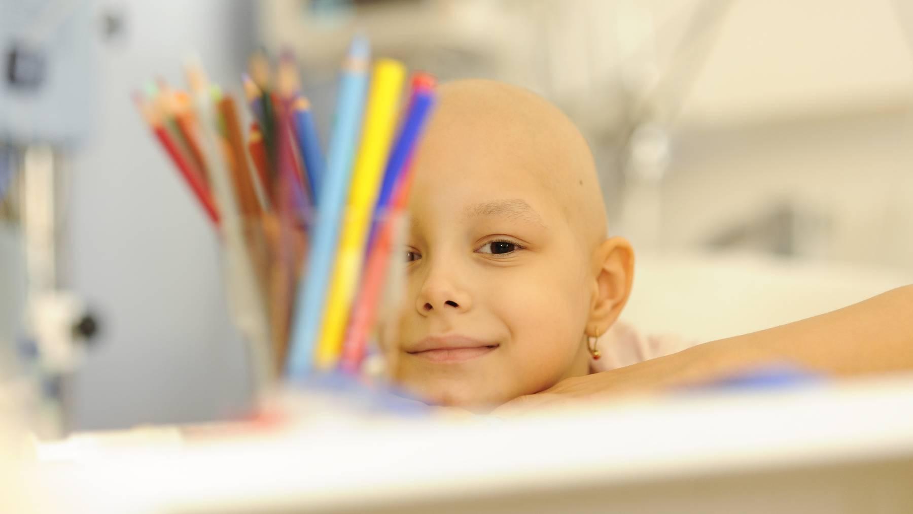 Kinderkrebsforschung