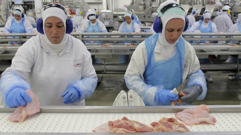 US-Tochter von Fleischkonzern JBS Ziel einer Hackerattacke