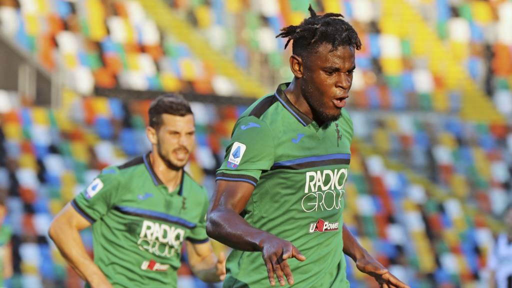 Atalanta Bergamo festigt den Top-4-Platz