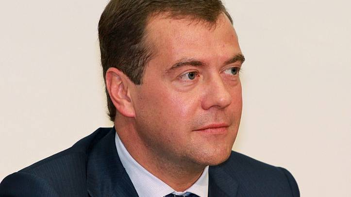 Russische Regierung unter Medwedew tritt zurück