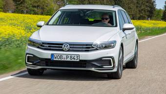 VW Passat GTE Variant 2019
