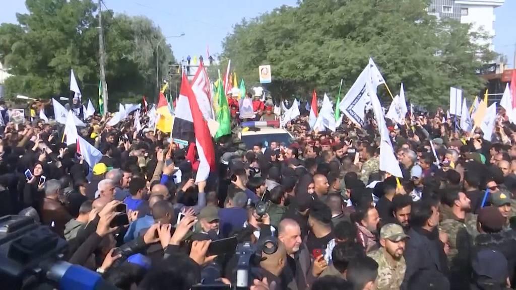 Wie weiter im Konflikt zwischen den USA und dem Iran?