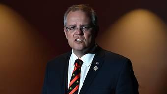 Der australische Premierminister Scott Morrison will wegen voller Städte, Busse und Schulen sowie verstopfter Strassen die Einwanderung begrenzen. (Archiv)