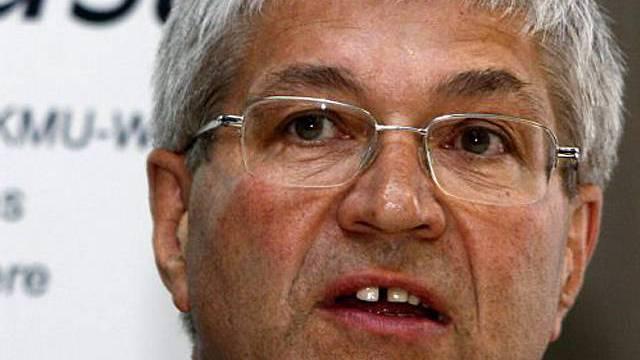 Der neue sgv-Präsident Bruno Zuppiger
