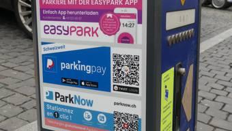 Mit diesen Apps kann man künftig die Parkgebühren bezahlen.