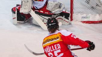 Alina Müller schiesst die Schweiz zum Klassenerhalt