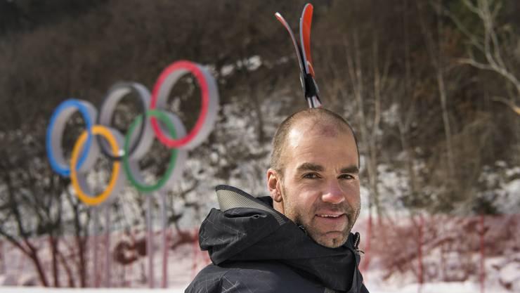 Ex-Skirennfahrer Didier Défago wagt eine Prognose zur Kombination der Männer.