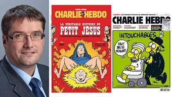 Christian Levrat ist ein Fan von «Charlie Hebdo»