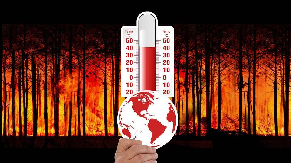 Klimawandel Schuld an extremer Hitzewelle