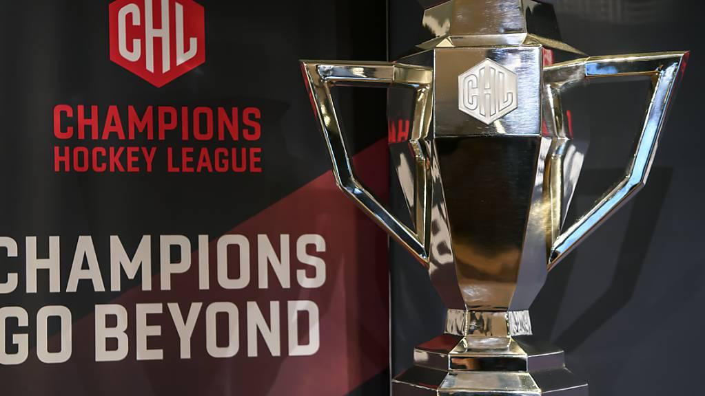 Mit Bern, Zug, Biel und Lausanne befinden sich in der Champions Hockey League noch vier Schweizer Klubs im Rennen um die Siegertrophäe.