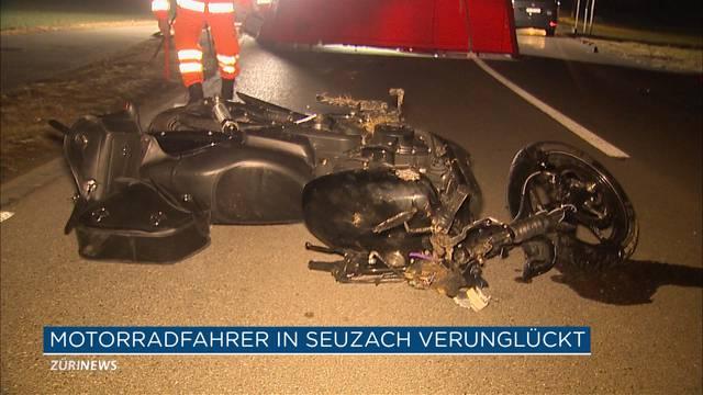 Tödlicher Töff-Unfall in Seuzach