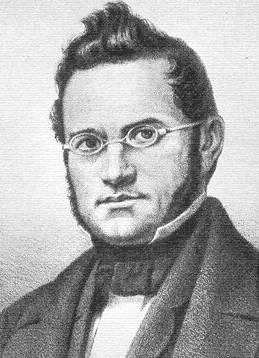 Der erste Schweizer Bundespräsident: Jonas Furrer.