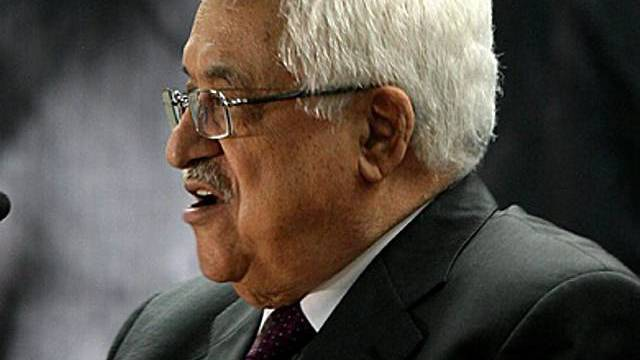 Mahmud Abbas ist für Dialog (Archiv)