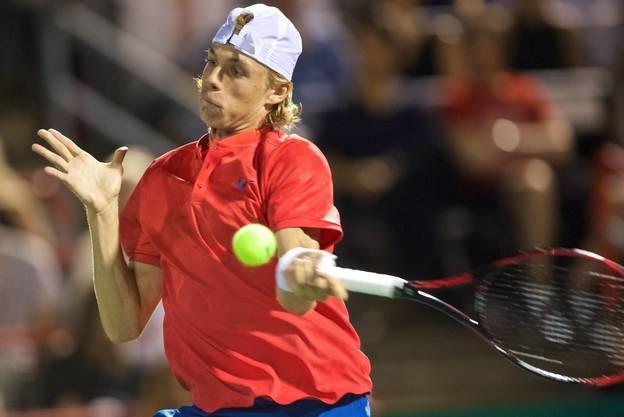 Die Nummer 143 der Welt, Denis Shapovalov, warf Nadal aus dem Turnier.