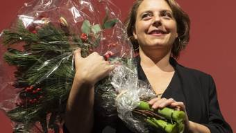 Die Vize-Präsidentin der SP Schweiz, Ada Marra, ist von ihrer Partei im Kanton Waadt als Ständeratskandidatin aufgestellt worden. (Archivbild)