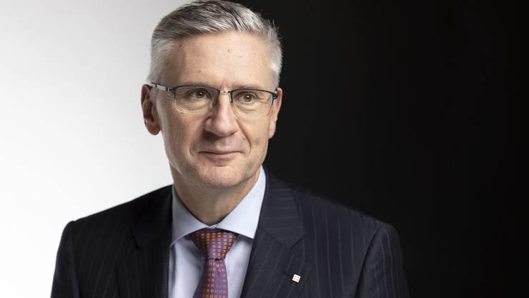 Andreas Glarner, Nationalrat, Präsident SVP Aargau: «Eine Verschiebung ist kein Thema. Der eigentliche Wahlkampf beginnt sowieso erst nach den Sommerferien.»