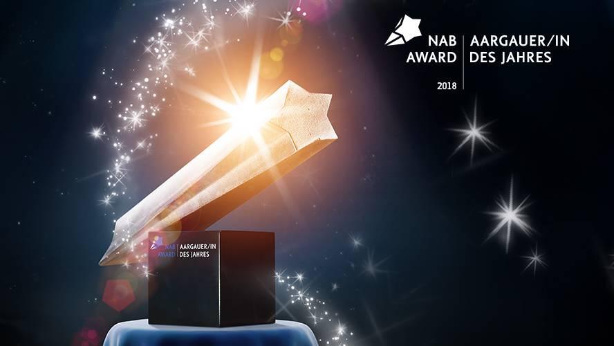 NAB Award 2018