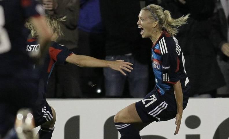 Lara Dickenmann glänzte: Die Highlights des Champions League Finales der Frauen