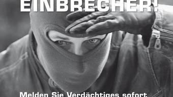 Plakatkampagne der Solothurner Kantonspolizei