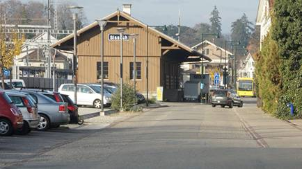 Durch eine Verschiebung der Güterstrasse soll in Sissach da Bahnhofsareal besser genutzt werden