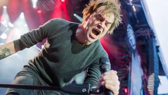 """Campino, Sänger der Band """"Die Toten Hosen"""", hat einen Hörsturz erlitten. Ein Konzert von heute Freitag in Berlin muss abgesagt werden. (Archivbild)"""