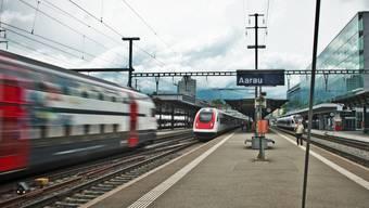 Aarau wird von Turgi aus besser zu erreichen sein