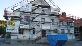 Am 2. Oktober wird das Gasthaus Hirschen wieder eröffnet.
