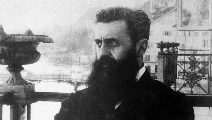 Nur Weniges erinnert in der Stadt Basel an Theodor Herzl, den Begründer des modernen politischen Zionismus.