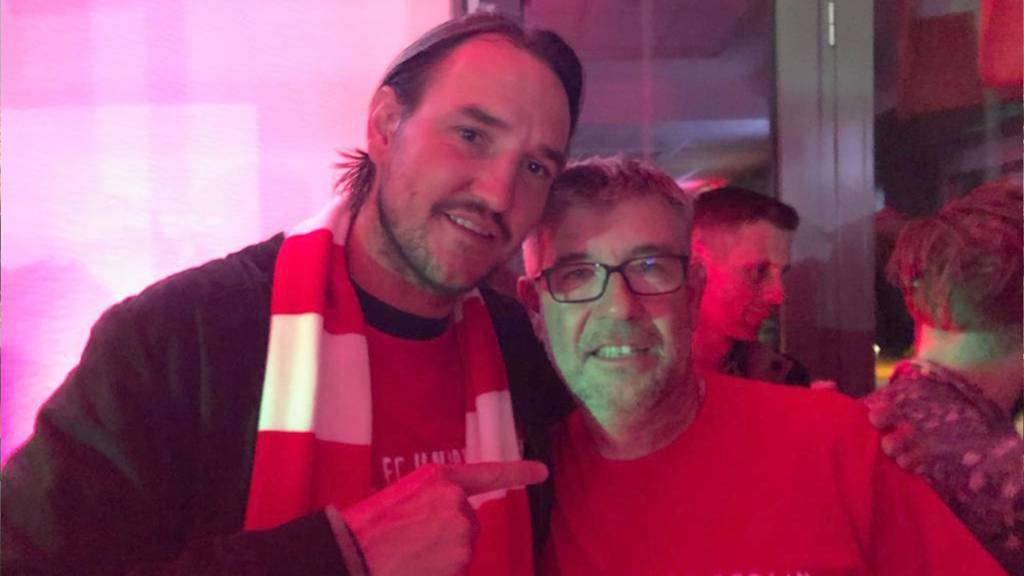 Urs Fischer gelingt mit Union Berlin der Aufstieg