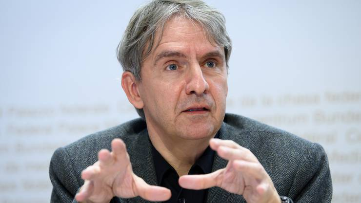Der Basler Kantonsarzt Thomas Steffen.