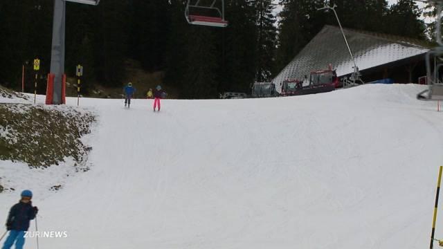 Wetter macht Ski-Weihnachtsgeschäft kaputt