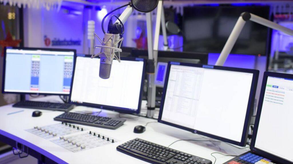 «Flächendeckende regionale Informationen»: Der Bundesrat will mehr Konzessionen für Privatradios. (Archivbild)