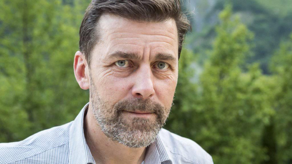 Der in Winterthur lebende Autor Peter Stamm erhält den ZKB Schillerpreis 2017. (Archiv)