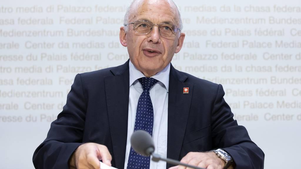 «Inhalt stimmte nicht mit Verpackung überein»: Ueli Maurer über den SP-Sieg