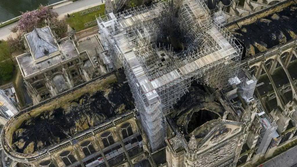 Macron hält an Fünf-Jahres-Plan für Notre-Dame-Wiederaufbau fest