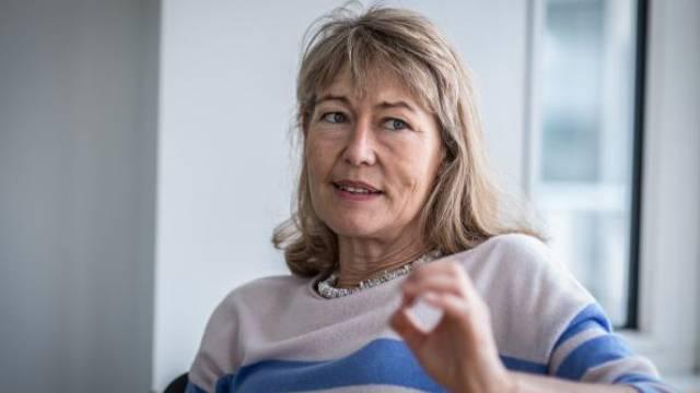 «Das schlechte Gewissen bezwingen»: Ulrike Ehlert an der Universität Zürich. Foto:Mathias Marx