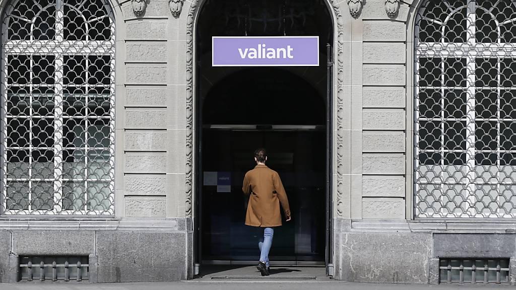 Valiant will Stellen schaffen und plant Vorstoss nach Zürich