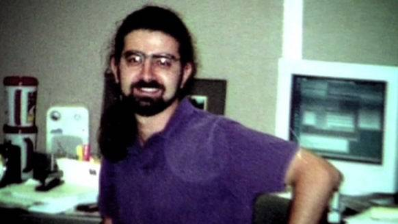 Firmengründer Pierre Omidyar, 1995