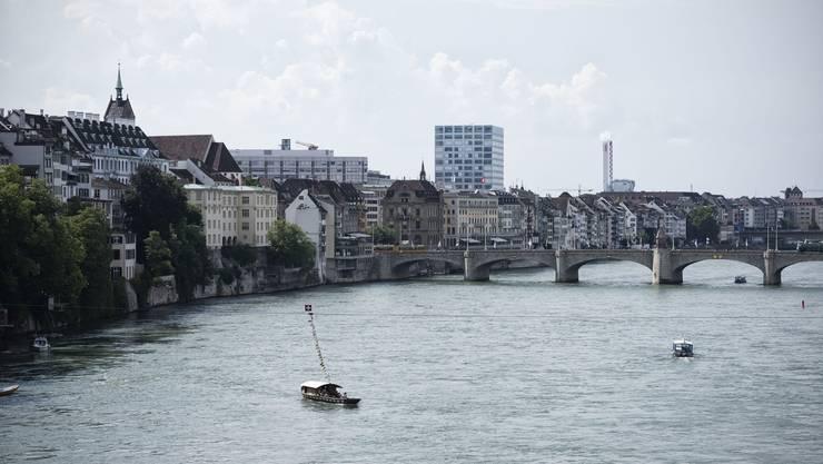 Basel Tourismus zieht eine positive Bilanz. Ein beliebtes Angebot der «Basel Card» sind dabei die Gratisfahrten mit den Fähren...
