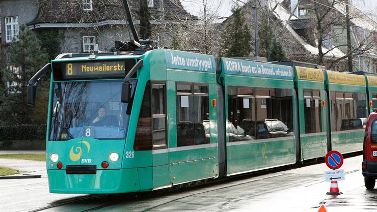 Die Tramverlängerung nach Weil am Rhein ist bereits Realität, nun verlangen zwei Landräte auch in Richtung Allschwil einen Ausbau.