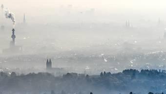 Die Stadt Wien wächst immer weiter: 2017 könnte sie die sechstgrösste Stadt der EU werden.