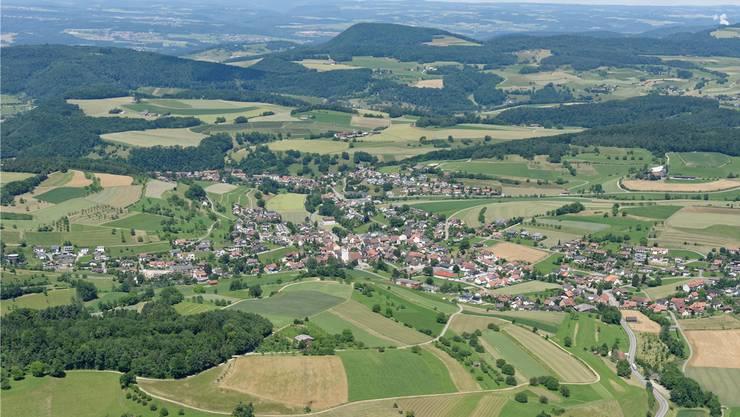 Die erste Sitzung zur Fusion von Ueken, Herznach und Densbüren wurde verschoben.