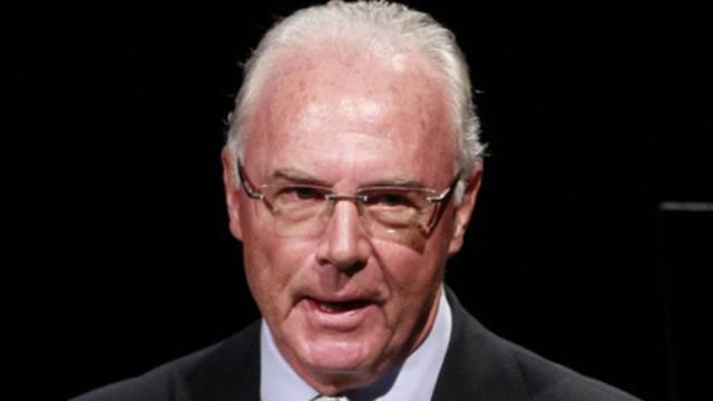 """""""Kaiser"""" Franz Beckenbauer (Archiv)"""