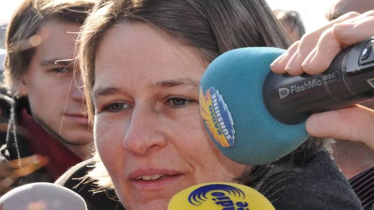 Nicole Trezzini hat keine Angst vor dem Urteil