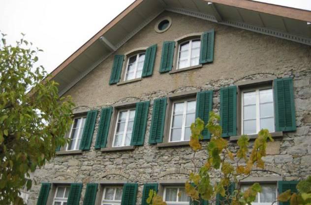 Dieses Bauernhaus in Künten wurde ursprünglich als eine Gaststätte geplant.