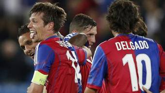 FC Basel mit attraktiven Gegner in der Champions League.
