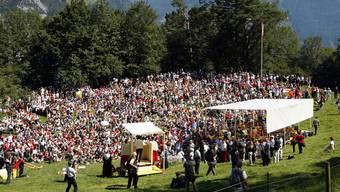 Die 1. August Feier im Jahr 2007 (Archiv)