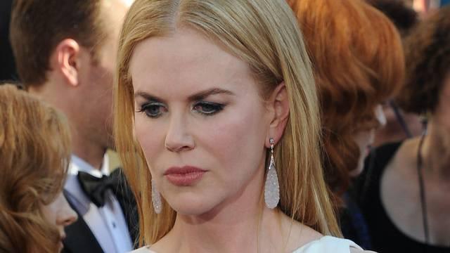 Nicole Kidman hat keinen Anruf von Katie Holmes erhalten (Archiv)