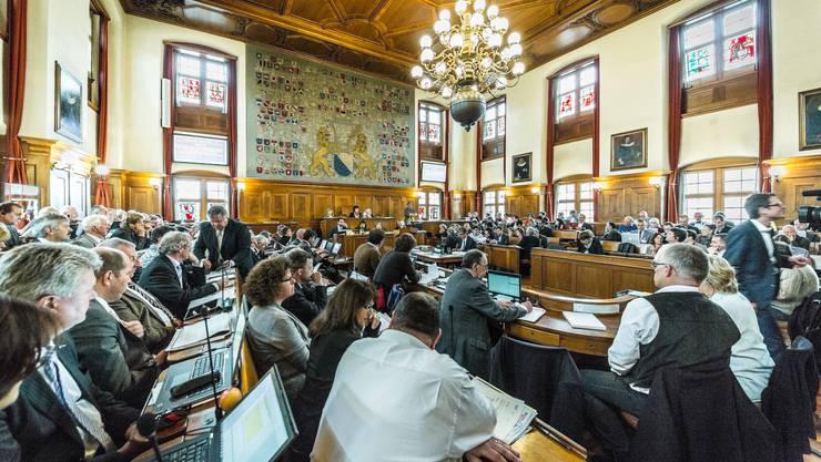 Jeden Montagmorgen ausser in den Schulferien hält der 180-köpfige Kantonsrat im Rathaus seine Sitzungen ab. Auch elf Politikerinnen und Politiker aus dem Bezirk Dietikon sind jeweils mit dabei.
